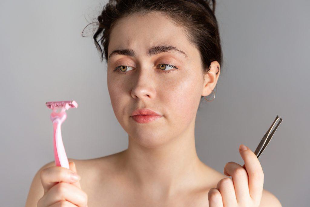 Huidpraktijk Nieuwkoop ongewenste haren
